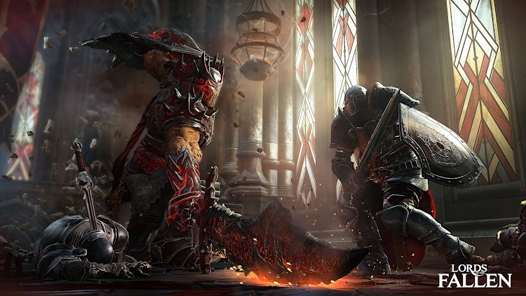 Work on a Lords Of The Fallen sequel is under way