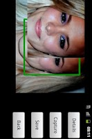 Screenshot of Face Detection and Recognition