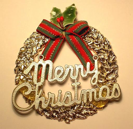 Χριστουγεννιάτικη διακόσμηση MerryChristmas