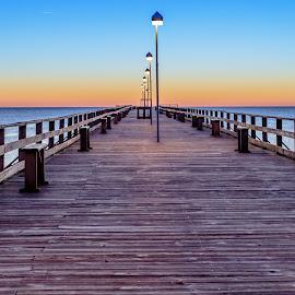 Pier2 by Carol Plummer - Buildings & Architecture Bridges & Suspended Structures (  )