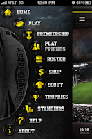 Screenshot of RLW League Coach