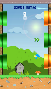 Pipy Bird - screenshot