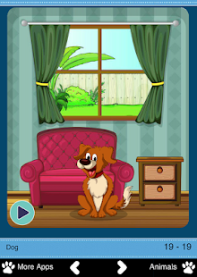 Pets for Toddlers - screenshot