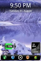 Screenshot of Digital Clock Widget (Donate)