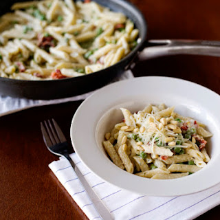 Penne With Tuna And Sundried Tomatoes Recipes — Dishmaps