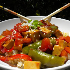 Kumquat's Spicy Oriental Stir-Fry
