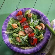 Beefy Steak House Salad