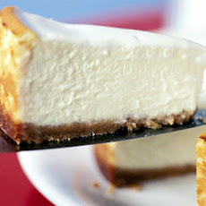 Absolutely the Best New York Cheesecake (By Bird) (Gluten-Free)