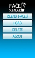 Screenshot of Face Blender