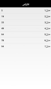 Zariatul Wusool Durood Shareef - screenshot