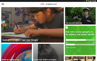 Screenshot of Jeugdjournaal