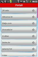 Screenshot of PortalGate Hrvatska