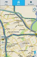 Screenshot of M8 GPS tráfico y radares