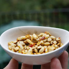 Squash Seeds With Chilli & Salt