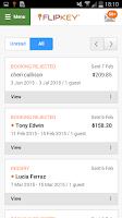 Screenshot of FlipKey