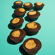 Peanutty Brownie Bites
