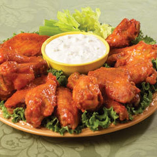 Snappy Chicken Wings