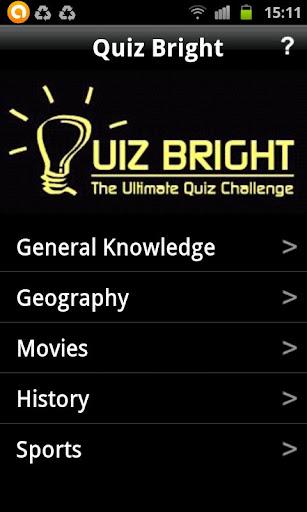 Quiz Bright Free