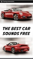 Screenshot of Best Car Sounds Free