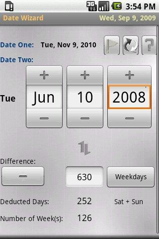 Date Wizard v1.1