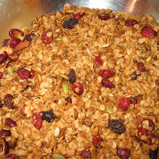 Easy Yummy Granola