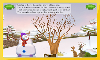 Screenshot of Earth Day: Kids Seasons Story