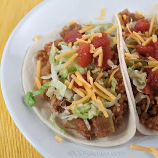 Mexican Taco Fillings Recipes