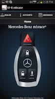 Screenshot of M-B mbrace