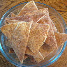 Cinnamon Tortillas