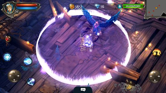 Dungeon Hunter 4 APK for Bluestacks
