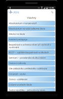 Screenshot of Škola a zákony