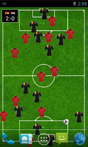 Euro 2012 Live Wallpaper