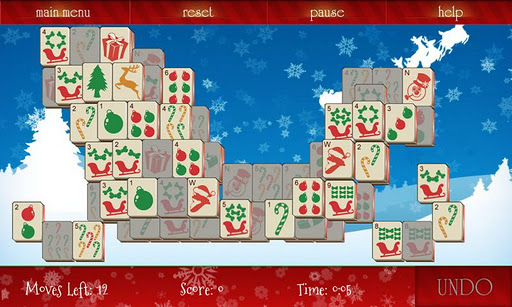 Mahjong Christmas Unlocked