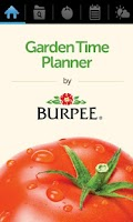 Screenshot of Garden Time Planner by Burpee