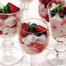 Summer Fruit Mess
