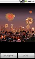 Screenshot of A Diwali Cities Live Wallpaper