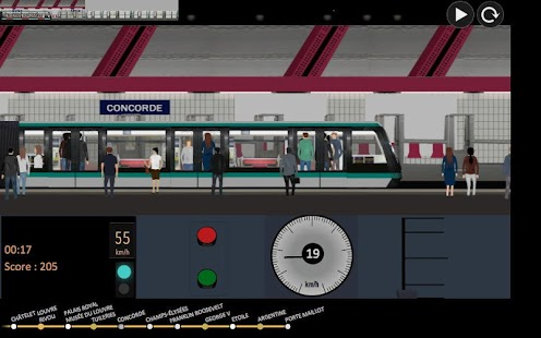 Paris Métro Simulator Unlimited money
