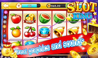 Screenshot of Slot Machines