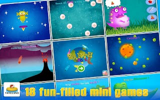 Screenshot of Games for Kids - Earth School