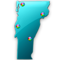 Vermont Fishing Maps - 2.5K icon