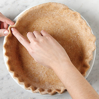 Extra-Easy Whole-Grain Pie Crust