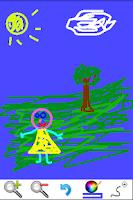 Screenshot of Lamo Paint
