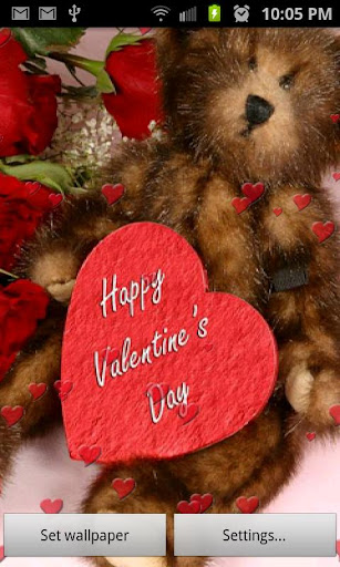 玩個人化App|Free Valentines Live Wallpaper免費|APP試玩
