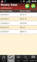 Screenshot of CBAPP - Free ClickBank stats
