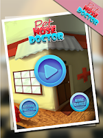 Screenshot of Pet Nose Doctor - Fun Game