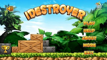 Screenshot of Idestroyer