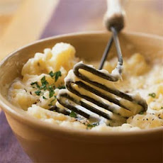 Creamy Herbed Mashed Potatoes