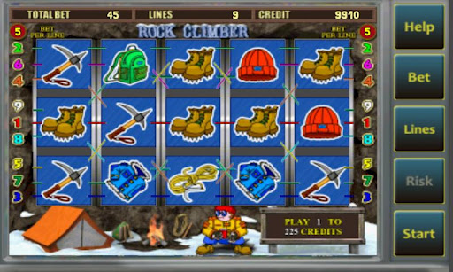 Rockclimber カジノのスロット - フリー