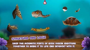 Screenshot of Appy Oceans Arabic
