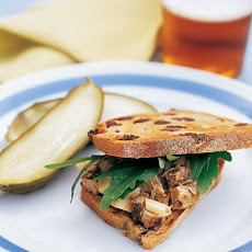 Chopped Liver Sandwiches
